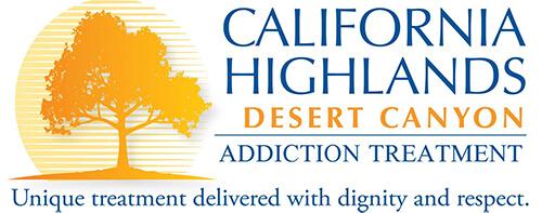 California Highlands Addiction Treatment Desert Canyon Logo