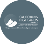 California Highlands Vistas Logo