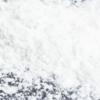 heroin powder on black background