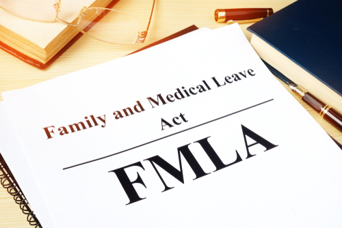 Papers with the label FMLA on the cover page