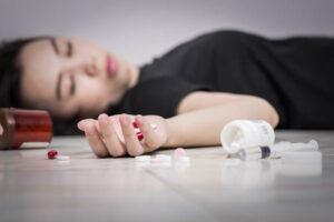 xanax overdose